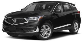 Used 2020 Acura RDX Platinum Élite Platinum Elite for sale in Burlington, ON