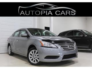 Used 2014 Nissan Sentra S ACCIDENT FREE AUTOMATIC TRANSMISSION for sale in North York, ON