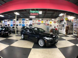 Used 2013 BMW 5 Series 535I X DRIVE AUT0 SPORT   NAVI PAKG 360 CAMERA 123K for sale in North York, ON