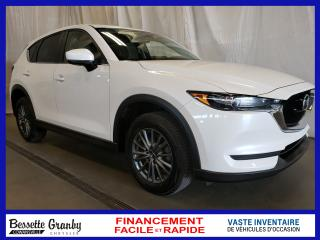Used 2017 Mazda CX-5 GS +Navigation, Aucun Carfax+ for sale in Cowansville, QC