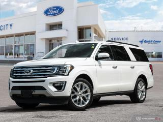 Used 2018 Ford Expedition Limited MAX for sale in Winnipeg, MB