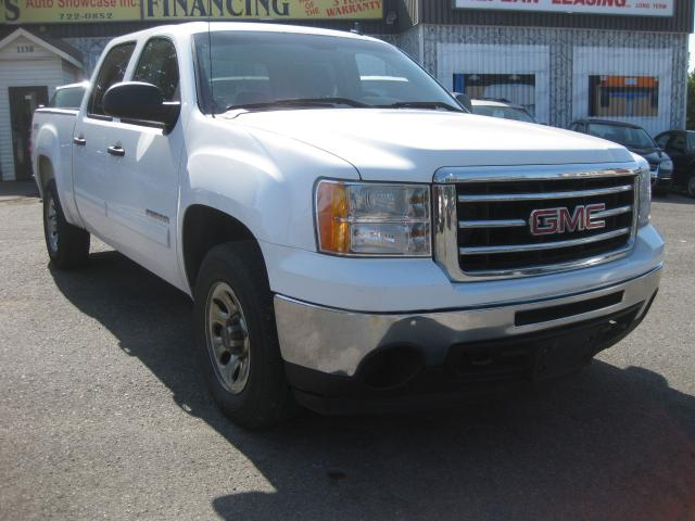 2013 GMC Sierra 1500 SL Nevada Edition 4.8L 8cyl 4x4 Crew AC PM PL PW