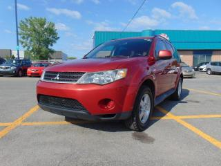 Used 2009 Mitsubishi Outlander 4 RM 4 portes LS for sale in St-Eustache, QC