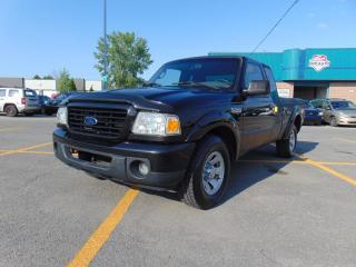 Used 2008 Ford Ranger Cabine Super 2 RM 126 po XL for sale in St-Eustache, QC
