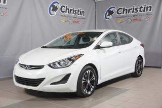 Used 2015 Hyundai Elantra AUTOMATIQUE SIEGE CHAUFFANT BLUETOOTH for sale in Montréal, QC