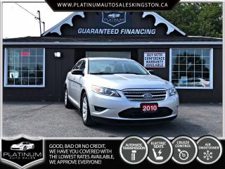 Used 2010 Ford Taurus SE for sale in Kingston, ON