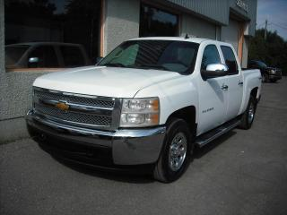 Used 2012 Chevrolet Silverado 1500 4 roues motrices, cabine multiplaces,Édi for sale in Repentigny, QC