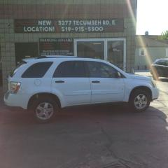Used 2009 Chevrolet Equinox LS for sale in Windsor, ON