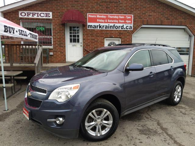 2013 Chevrolet Equinox LT AWD Bluetooth Back Up Camera One-Owner
