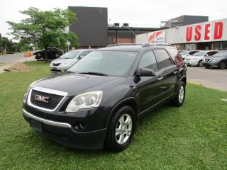 Used 2010 GMC Acadia SLE~7 PASS.~AWD~CERTIFIED!!! for sale in Toronto, ON