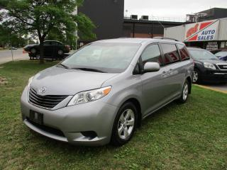 Used 2013 Toyota Sienna LE~LEATHER~POWER SLIDING DOORS~HEATED SEATS~ for sale in Toronto, ON