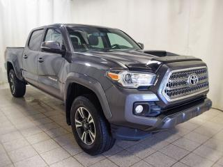 Used 2016 Toyota Tacoma TRD DOUBLE CAB for sale in Québec, QC