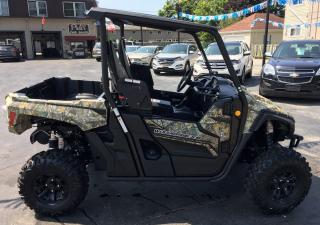 Used 2019 Yamaha WOLVERINE R-SPEC EPS CAMO 4X4 for sale in Dunnville, ON