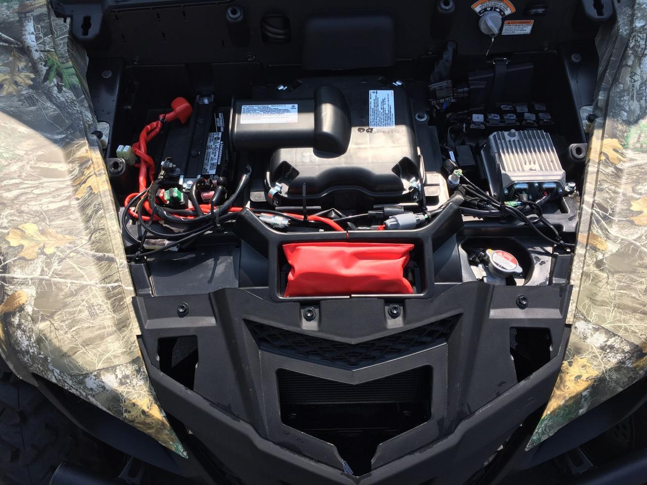 2019 Yamaha WOLVERINE R-SPEC EPS CAMO