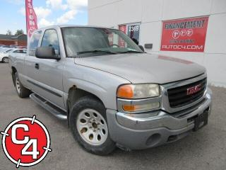 Used 2005 GMC Sierra 1500 Sl V8 for sale in St-Jérôme, QC