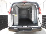 2013 Chevrolet Express 2500 2500HD Cargo 4.8L Loaded Rack Divider Shelves 131K
