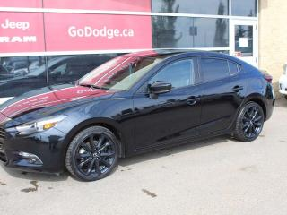 Used 2017 Mazda MAZDA3 Sunroof / Back Up Camera for sale in Edmonton, AB