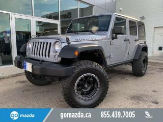 Used 2014 Jeep Wrangler Unlimited Rubicon Unlimited for sale in Edmonton, AB