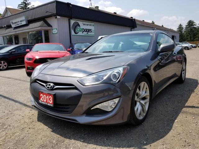 2013 Hyundai Genesis Coupe 2.0T AUTO