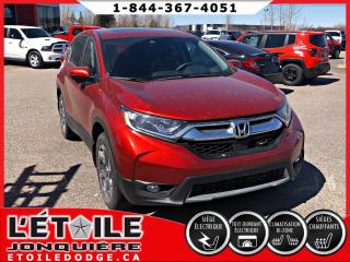 Used 2017 Honda CR-V CECI EST UN HONDA CR-V EX AWD 2018 for sale in Jonquière, QC