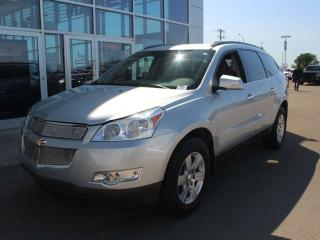 Used 2012 Chevrolet Traverse 1LT AWD HEATED SEATS 7 PASSENGER for sale in Edmonton, AB