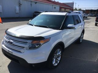 Used 2012 Ford Explorer LIMITED for sale in Val-D'or, QC