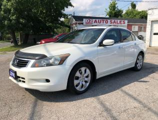 Used 2010 Honda Accord EX/Automatic/Comes Certified/Accident Free/SunRoof for sale in Scarborough, ON