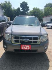 Used 2009 Ford Escape XLT,no accident ,as is for sale in Scarborough, ON