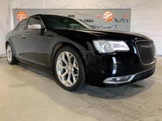 Used 2017 Chrysler 300 300C Platinum for sale in Peace River, AB
