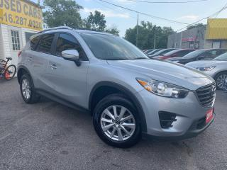 Used 2016 Mazda CX-5 GX WITH NAVI AND  BLUETOOTH/ POWER GROUP/ ALLOYS! for sale in Scarborough, ON