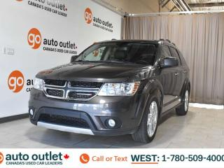 Used 2015 Dodge Journey Rt, 3.6L V6, Awd, Leather seats, Navigation, Heated seats & steering wheel, Backup camera, Sunroof, Bluetooth for sale in Edmonton, AB