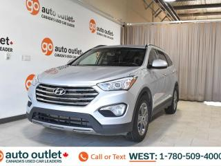 Used 2014 Hyundai Santa Fe XL Premium, 3.3L V6, Awd, Cloth seats, Heated seats front & rear, Heated steering wheel, Bluetooth for sale in Edmonton, AB