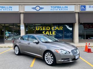 Used 2009 Jaguar XF Premium Luxury, Navi, B Cam for sale in Vaughan, ON