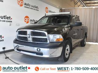 Used 2012 RAM 1500 St, 4.7L V8, Crew cab, Short box, Tow/Haul package, Cloth seats for sale in Edmonton, AB