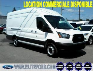 Used 2019 Ford Transit TOIT HAUT, EXTRA ALLONGÉ for sale in St-Jérôme, QC