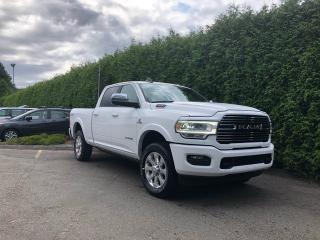 Used 2019 RAM 3500 LARAMIE 4X4 for sale in Surrey, BC