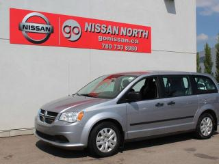 Used 2017 Dodge Grand Caravan Canada Value Package/CRUISE/7 PASSENGER/AUX for sale in Edmonton, AB