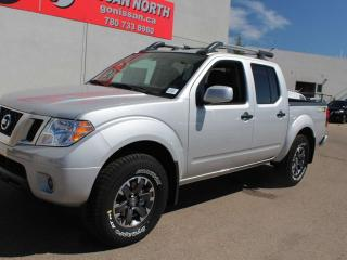 Used 2019 Nissan Frontier PRO-4X/CREW CAB/4X4 for sale in Edmonton, AB