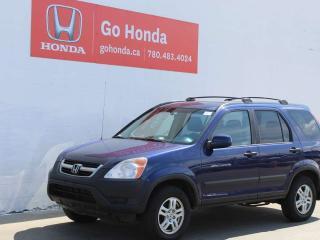 Used 2004 Honda CR-V EX AWD for sale in Edmonton, AB