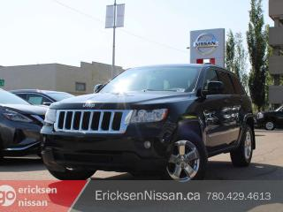 Used 2013 Jeep Grand Cherokee LAREDO l AWD l Pwr Windows l Pwr Locs for sale in Edmonton, AB