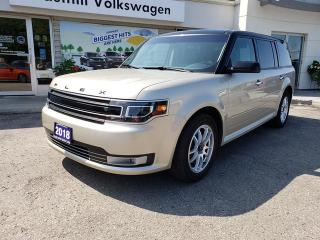 Used 2018 Ford Flex Limited - AWD for sale in Walkerton, ON