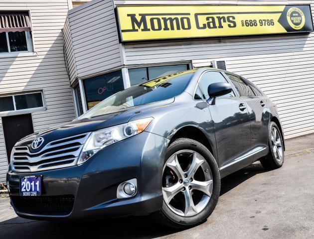 2011 Toyota Venza All Wheel Drive! Sunroof! Heated Seats!