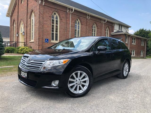 2010 Toyota Venza BACKUP CAM - AWD - CERTIFIED