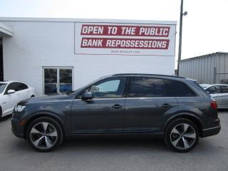 Used 2018 Audi Q7 TECHNIK W/ S LINE PKG for sale in Toronto, ON