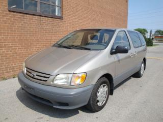 Used 2003 Toyota Sienna CE for sale in Oakville, ON
