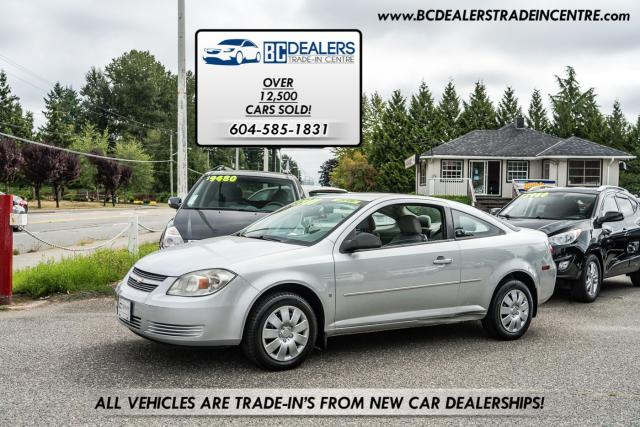 2008 Chevrolet Cobalt LS Coupe, Automatic, Low K, No Accidents!
