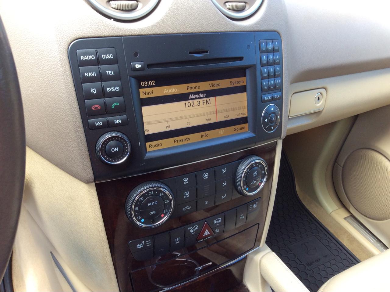 2009 Mercedes-Benz ML 320