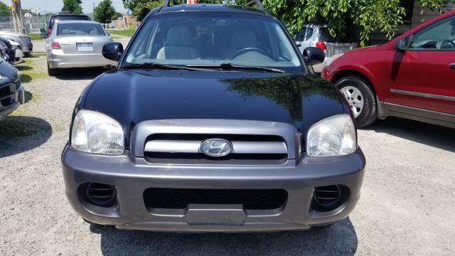 2005 Hyundai Santa Fe GL w/Air Pkg