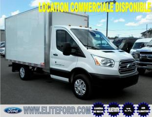 Used 2019 Ford Transit T-250, 12 PIEDS, BLUETOOTH for sale in St-Jérôme, QC