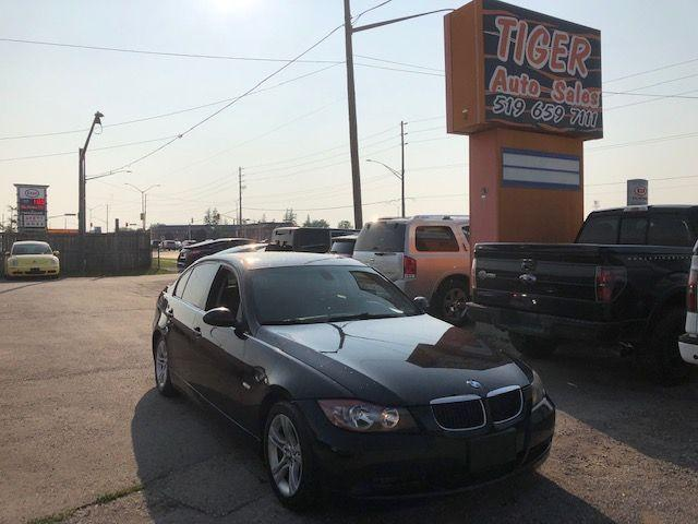 2006 BMW 3 Series 323i**GOOD CONDITION RUNS AND DRIVE**